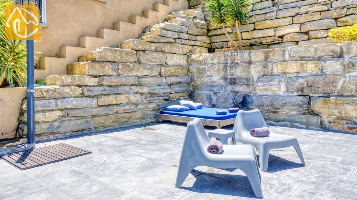 Vakantiehuizen Costa Brava Spanje - Villa Fransisca - Romantisch plekje