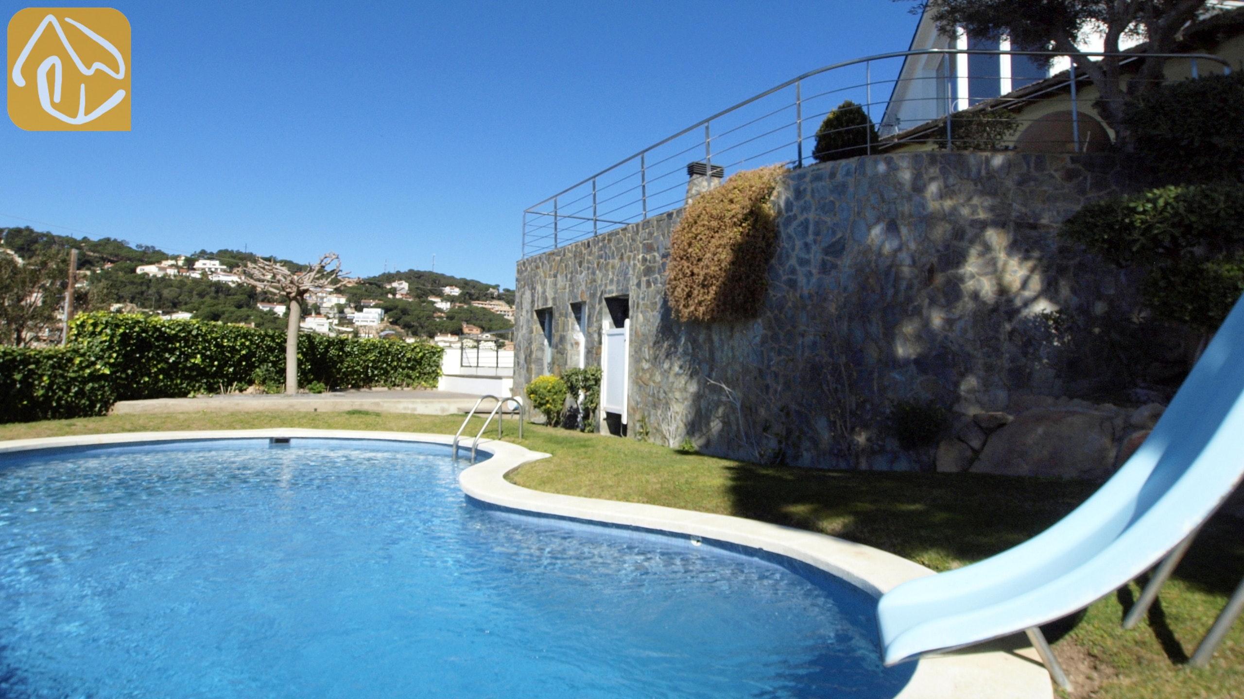 Captivating Ferienhäuser Costa Brava Spanien   Villa Fellini   Schwimmbad
