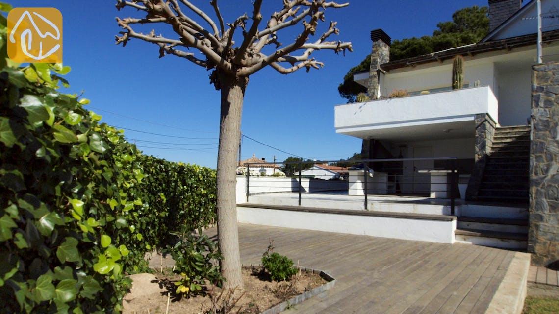Casas de vacaciones Costa Brava España - Villa Fellini - Piscina