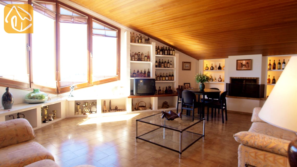 Ferienhäuser Costa Brava Spanien - Villa Fellini - Schwimmbad