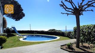 Vakantiehuizen Costa Brava Spanje - Villa Fellini - Zwembad