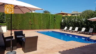 Holiday villas Costa Brava Spain - Villa Gala - Swimming pool