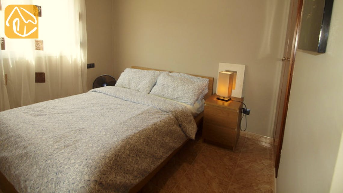 Holiday villas Costa Brava Spain - Villa Chantal - Bedroom