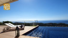 Holiday villa Costa Brava Spain - Villa Bella Vista - Swimming pool