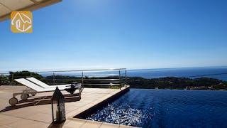 Villas de vacances Costa Brava Espagne - Villa Bella Vista - Piscine