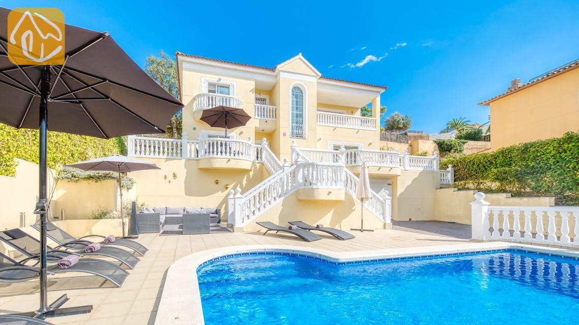 Villas de vacances Costa Brava Espagne - Villa Sophia Lois - Piscine