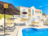 Holiday villas Costa Brava Spain - Villa Sophia Lois - Swimming pool