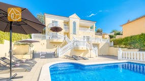 Holiday villa Spain - Villa Sophia Lois - Swimming pool
