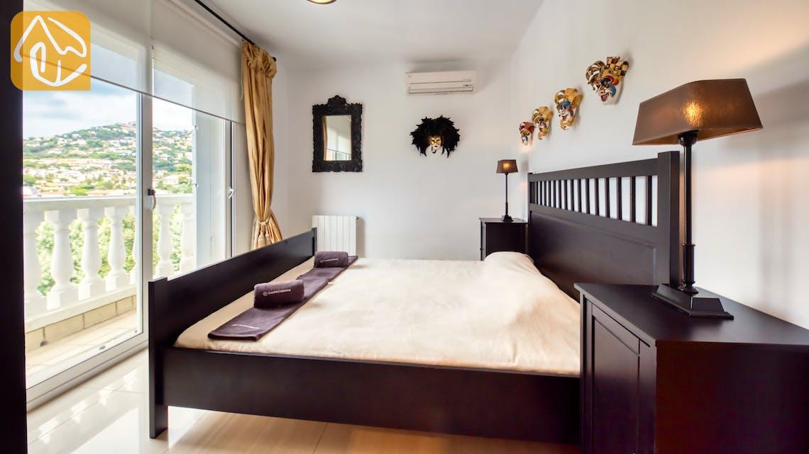 Villas de vacances Costa Brava Espagne - Villa Sophia Lois - Chambre a coucher