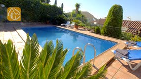 Villas de vacances Costa Brava Espagne - Villa Barbara - Piscine