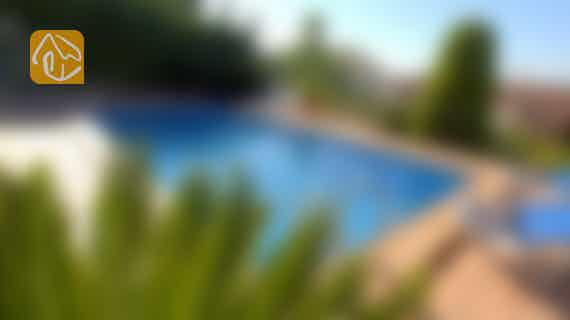 Holiday villas Costa Brava Spain - Villa Barbara - Swimming pool