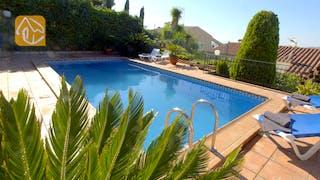 Holiday villas Costa Brava Spain - Villa Barbara - Swimming pool
