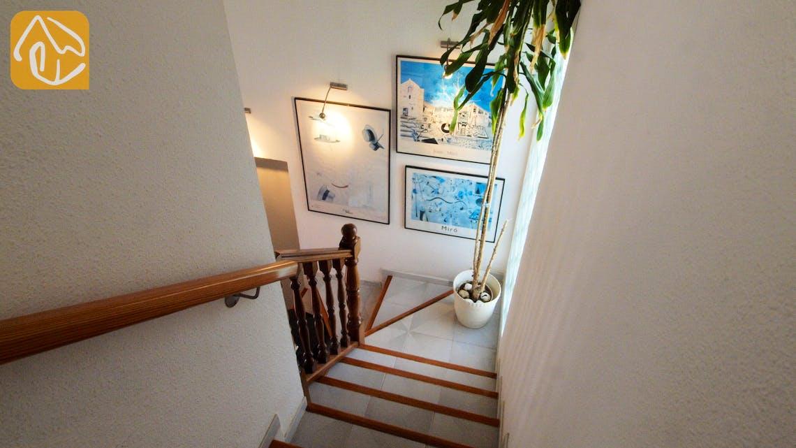 Holiday villas Costa Brava Spain - Villa Barbara - Terrace