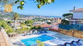 Villa de vacances Costa Brava Espagne - Villa Abigail - Piscine