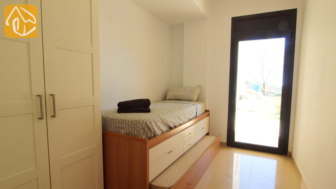 Holiday villas Costa Brava Spain - Villa Macey - Bedroom