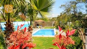 Villa de vacances Espagne - Villa Magnolia - Jardin