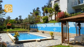 Holiday villa Spain - Villa Magnolia - Swimming pool