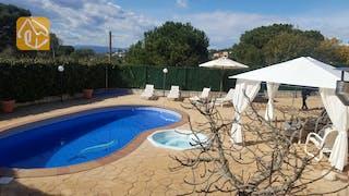 Holiday villas Costa Brava Spain - Villa Garvin - Swimming pool