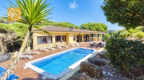 Holiday villa Spain - Villa Anastasia - Swimming pool