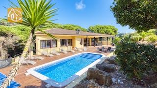 Ferienhäuser Costa Brava Spanien - Villa Anastasia - Schwimmbad