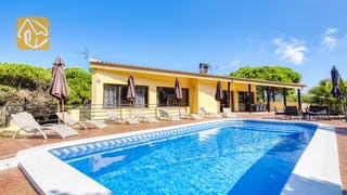 Vakantiehuizen Costa Brava Spanje - Villa Anastasia - Zwembad
