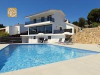 Holiday villas Costa Brava Spain - Villa Summertime - Swimming pool