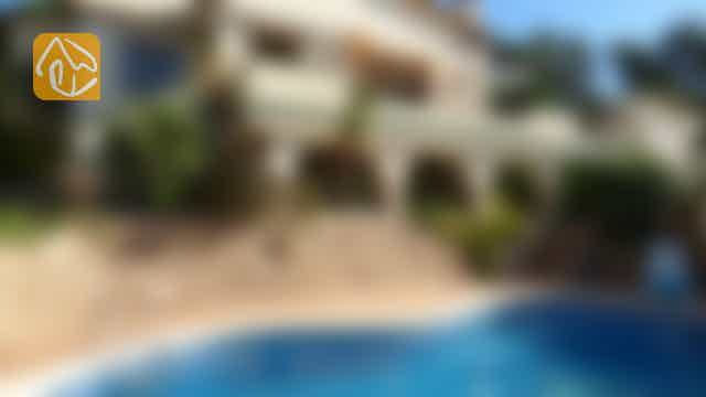 Holiday villas Costa Brava Spain - Villa Cleo - Swimming pool