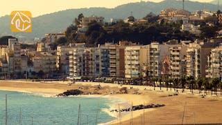 Vakantiehuizen Costa Brava Spanje - Casa Andrea - Dichtstbijzijnde strand