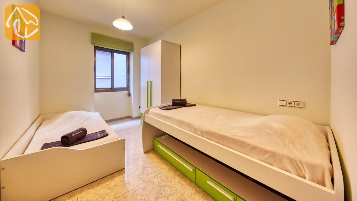 Ferienhäuser Costa Brava Spanien - Casa Fiesta - Schlafzimmer