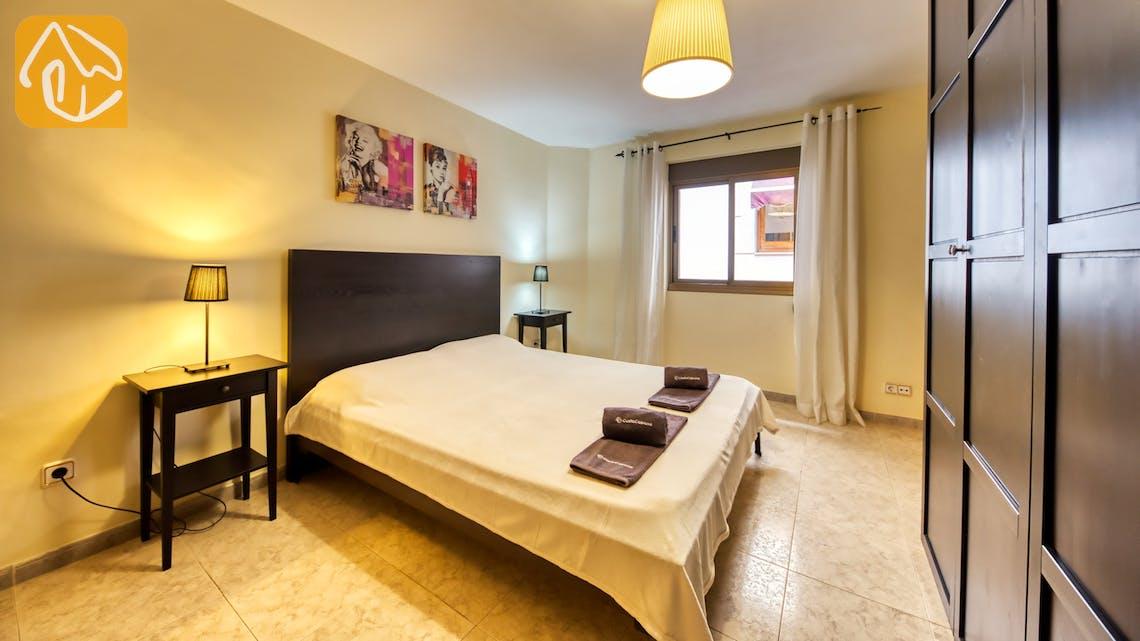 Ferienhäuser Costa Brava Spanien - Casa Fiesta - Master Schlafzimmer
