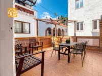 Holiday villas Costa Brava Spain - Casa Domenica - Terrace