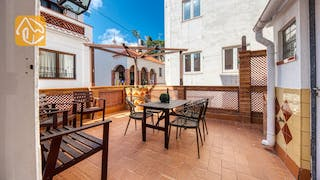 Holiday villas Costa Brava Spain - Casa Domenica - Terrace