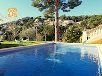 Holiday villas Costa Brava Spain - Villa Noa - Swimming pool