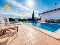 Holiday villas Costa Brava Spain - Villa Yara - Swimming pool