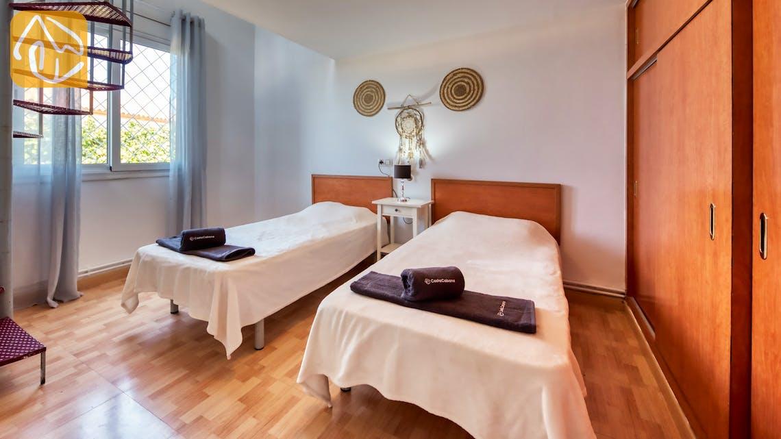 Vakantiehuizen Costa Brava Spanje - Villa Yara - Slaapkamer