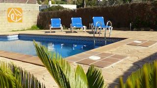 Holiday villas Costa Brava Spain - Villa Florentina - Swimming pool