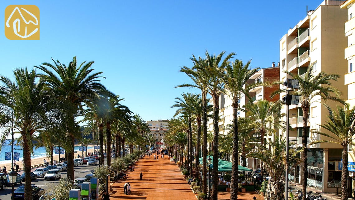 Vakantiehuizen Costa Brava Spanje - Apartment Amira - Dichtstbijzijnde strand