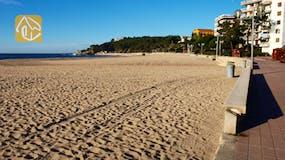 Vakantiehuis Spanje - Apartment Amira - Dichtstbijzijnde strand