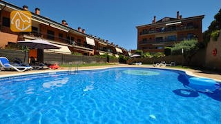 Ferienhäuser Costa Brava Spanien - Apartment Delylah - Communal pool