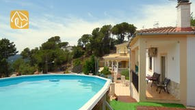Holiday villa Spain - Villa Avet - Swimming pool