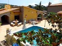 Holiday villas Costa Brava Spain - Villa Mara - Swimming pool