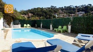 Ferienhäuser Costa Brava Spanien - Villa Beaudine - Schwimmbad