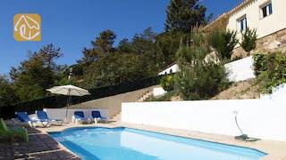 Ferienhäuser Costa Brava Spanien - Villa Beaudine - Villa Außenbereich