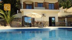 Holiday villa Spain - Villa Monroe - Swimming pool