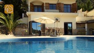 Ferienhäuser Costa Brava Spanien - Villa Monroe - Schwimmbad