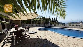 Ferienhaus Spanien - Villa Monroe - Schwimmbad