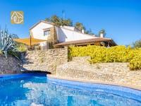Holiday villas Costa Brava Countryside Spain - Villa Racoon - Swimming pool