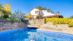 Holiday villa Spain - Villa Racoon - Swimming pool
