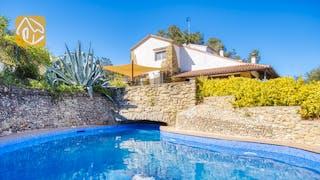 Villas de vacances Costa Brava Countryside Espagne - Villa Racoon - Piscine
