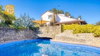 Vakantiehuizen Costa Brava Countryside Spanje - Villa Racoon - Zwembad